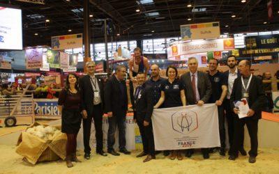 Salon de l'agriculture 2017