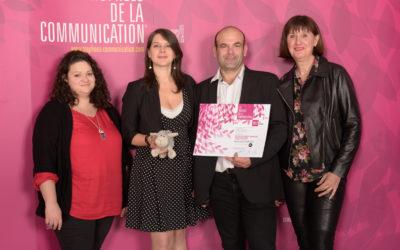 L'AMTM aux Trophées de la communication – Cannes (24/11/17)