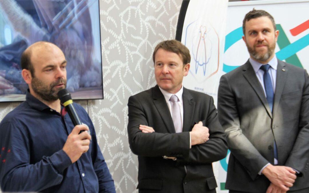 L'AMTM annonce son défi 2018 au SIA de Paris