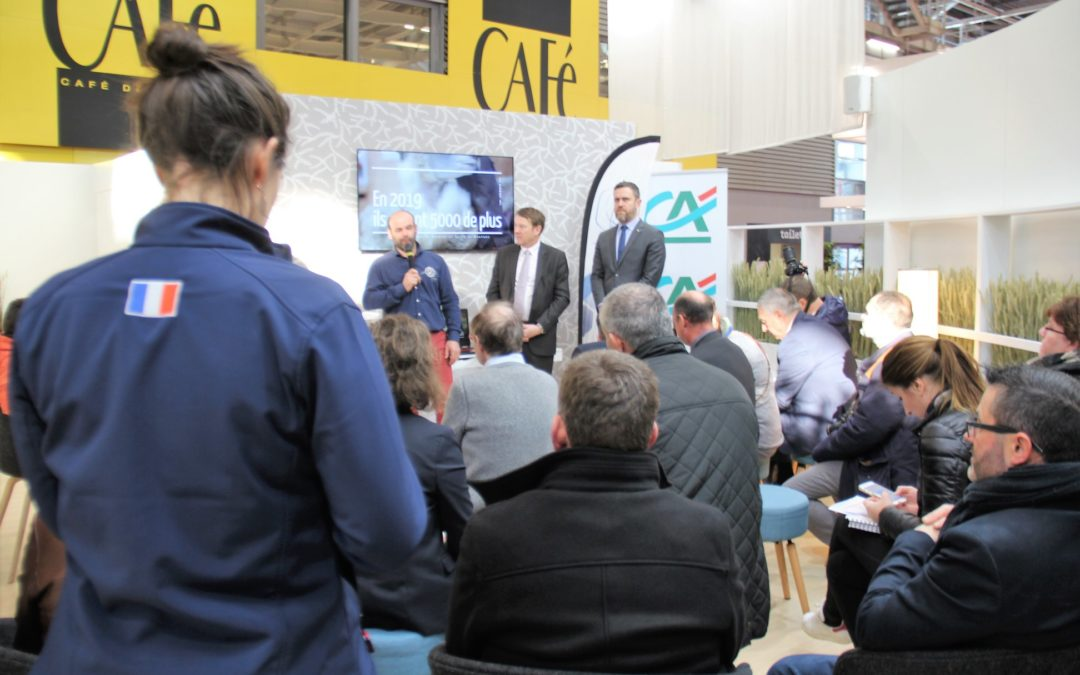 Paris Agricultural Show Press Conference