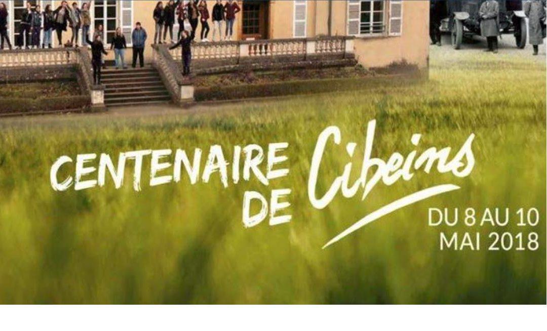 Information presse – Le centenaire du lycée agricole de Cibeins – 4 mai 2018