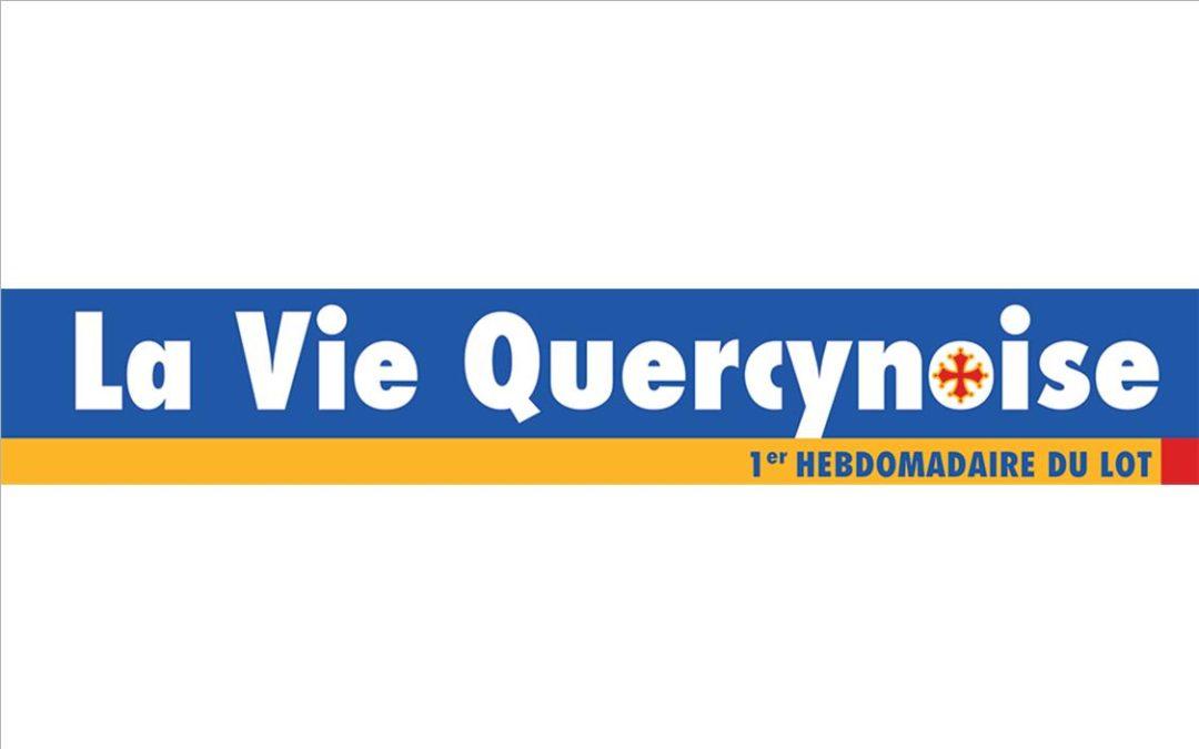 La Vie Quercynoise – Deux Lotois en course