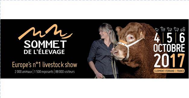 Pour mémoire : Sommet de l'élevage – Cournon d'Auvergne (63)