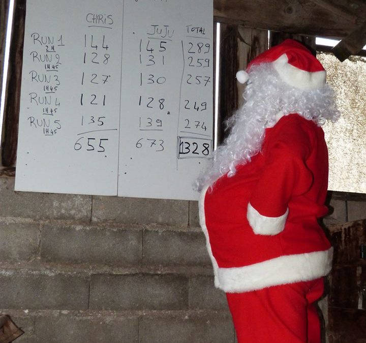 Father Christmas and the AMTM