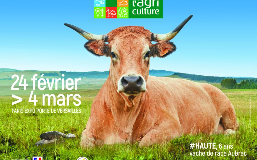 Pour mémoire: L'AMTM au Salon International de l'Agriculture à Paris sur le stand du Crédit Agricole