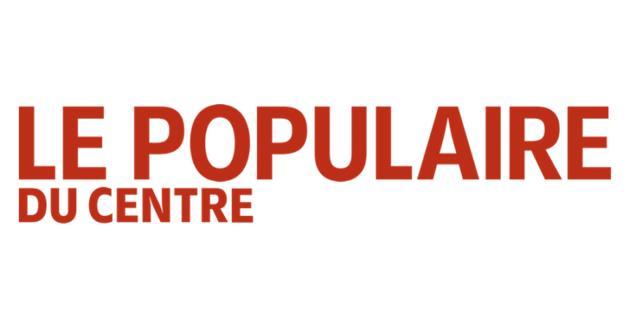 Le Populaire du Centre – Dans les allées du salon