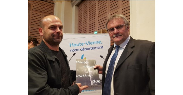 "Book presentation: the ""unexpected Haute Vienne"""