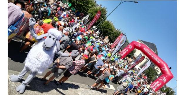 Tour du Limousin – Nouvelle Aquitaine: Jour 4 – départ Bellac, arrivée Limoges