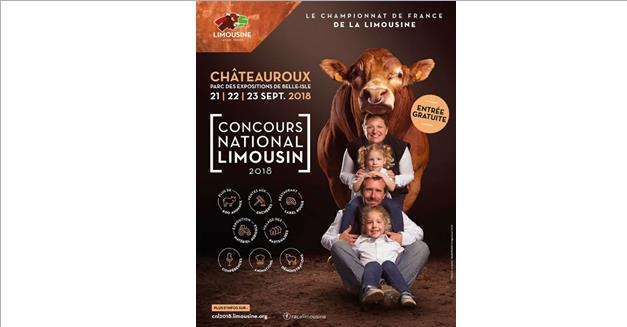 Save the date: National Limousin Show 2018