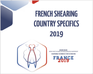Competition details - Mondial de tonte france 2019