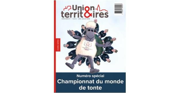 Union & Territories Numéro Spécial : Championnat du Monde de Tonte