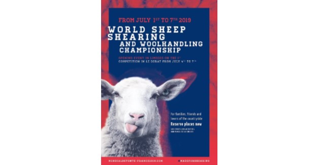 What's on at the World Sheep Shearing Championships !