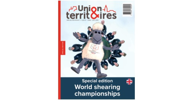Union & Territoires World Sheep Shearing Championship Special Edition