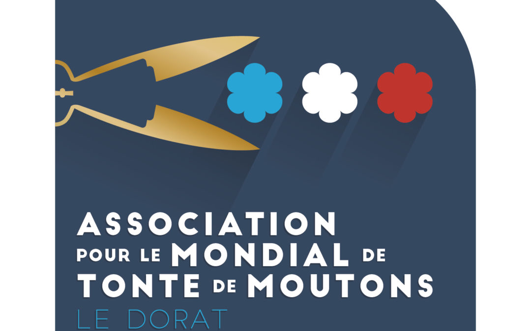 115- The Association for the Mondial de Tonte des Moutons -AMTM- is organizing a meeting to present the results of the event on December the 3rd, 2019, in Le Dorat (87)